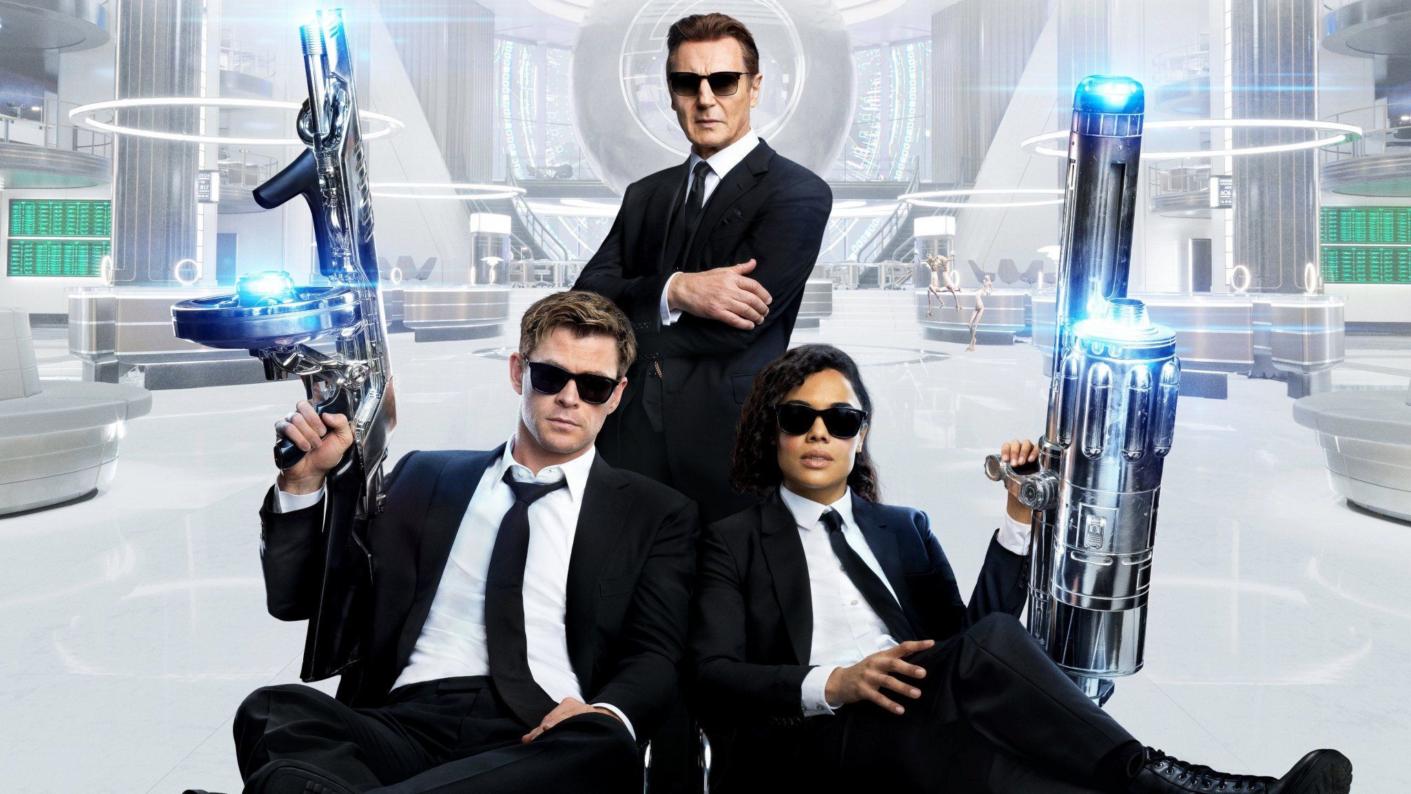 Men In Black Kinox